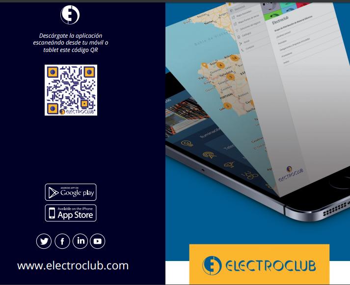 aplicacion movil electroclub